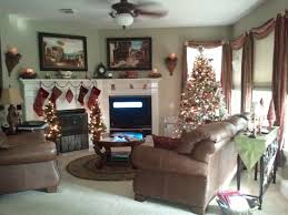 fabulous how to decorate living room for christmas top 40 white