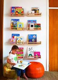 Kid Bookshelves by Diy Bookshelf Made From A Spice Rack Ikea Spice Rack Kid