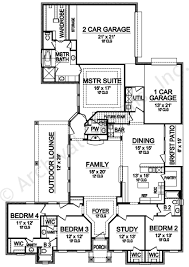 3000 sq ft house floor plan decohome