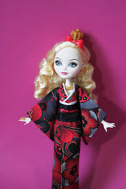Ever After High Apple White Doll Ever After High In Monster High Pattern Requiem Art Designs