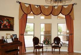 Swag Curtains For Living Room Swag Curtains For Living Room Goodhome Ids