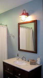 Coastal Bathroom Vanities by I Married A Tree Hugger Coastal Blue Guest Bathroom