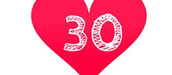 anniversaire de mariage 30 ans 30 ans de mariage noces de perle invitations anniversaire