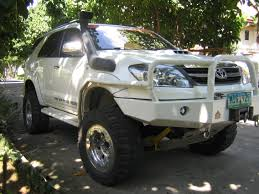 jamroom 2006 toyota fortuner specs photos modification info at