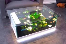 Aquarium Coffee Table Top 5 Beautiful Fish Tank Coffee Tables For Sale Reviews Guide