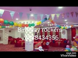 Candyland Theme Decorations - birthday rockers patiala balloon decoration theme parties