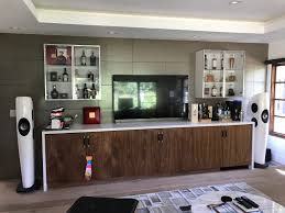 Home Theater Design Los Angeles by Kef Authorized Dealer Monaco Av Solution Center Audio Video