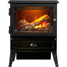 dimplex gosford gos20 log effect electric stove with remote