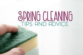 Spring Cleaning Tips Cleaning Tips And Advice For People Who Don U0027t Like To Clean