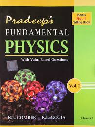 buy pradeep u0027s a text book of physics with value based questions