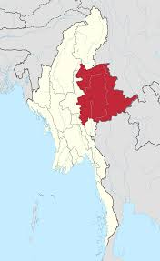 Map Burma Shan Staat U2013 Wikipedia