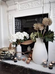 hygge interior decor styling candles living room pinterest