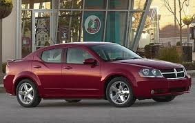 2009 dodge avenger information and photos zombiedrive