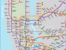 Nyc Subway Map App by Subway Stops Near Cheap Nyc Apartments Business Insider