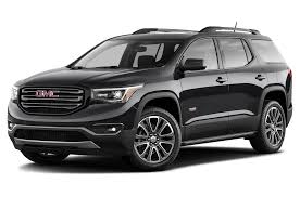 nissan pathfinder vs toyota highlander 2017 gmc acadia vs 2017 toyota highlander and 2017 nissan