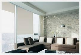 buy roller blind curtains for window decor with competitve price