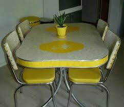 retro yellow kitchen table yellow kitchen table and chairs unique yellow kitchen table and