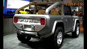 bronco car 2016 2017 ford bronco review new design youtube