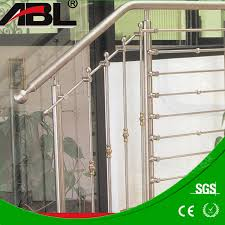 Banister Marine Stainless Steel Exterior Handrails Stainless Steel Exterior