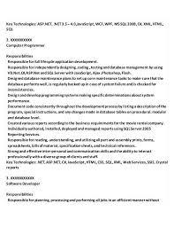 flash programmer resume programmer resume template gfyorkcom