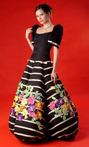 which country do you think have the best traditional dresses