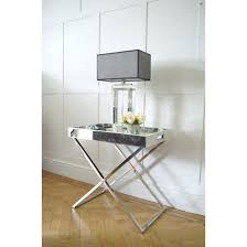 cube mirror side table cube mirrored side table home cheap bedside surprising charming