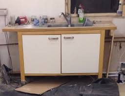 free standing kitchen ideas ikea varde freestanding kitchen sink unit with tap and waste in
