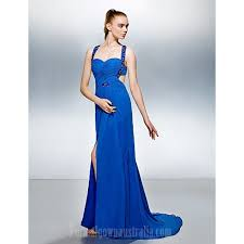 australia formal evening dress royal blue plus sizes dresses