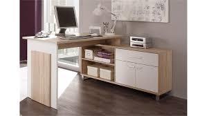 B Otisch Mit Regal Schreibtisch Sonoma Enorm Details Zu Eckschreibtisch Mit Regal