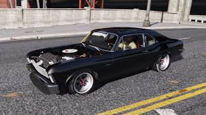 hoonigan cars 1972 hoonigan chevrolet u201cnapalm nova u201d addon animated gta5