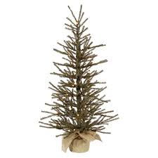 vickerman vienna twig tabletop tree decorations