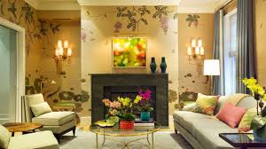 1940s Home Decor Style Fabulous Living Room Wallpaper Design Ideas Youtube