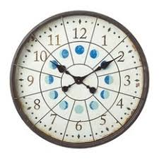 themed clocks space themed wall clocks houzz