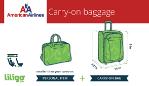 american airlines luggage size baggage policies for american airlines liligo com