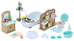 Sylvanian Families Garden Set Sylvanian Families Country Bathroom Set Collectibles From Boswells