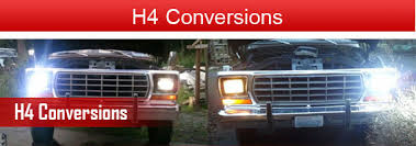 hid lights for classic cars hid led high intensity lighting h4 conversion kits hid