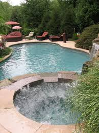 Landscaping Around A Pool by Plunge Pool Pool Landscaping Design Ideas Pictures Nj