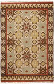 southwest style area rug 2034 western rugs free shipping