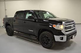 Toyota Tundra Dually Price 2016 Toyota Tundra Sr5 4 6l V8 Tss Black Special Edition Truck