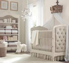 chambre bébé style baroque 5 ways to go glam in the nursery for less