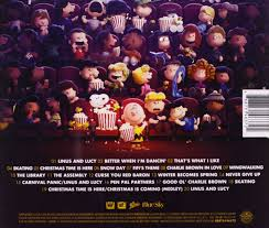 the peanuts movie o s t the peanuts movie original motion