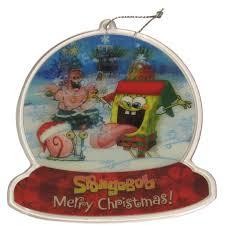 kurt adler spongebob squarepants 3d lenticular ornament reviews