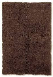 Flokati Area Rugs with Linon Home Decor New Flokati Area Rug Flk Nfmc25 Cocoa 2 Ft 4 In X