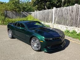 green camaro ss official emerald green green flash edition camaro thread
