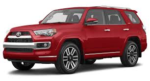 amazon com 2017 toyota 4runner reviews images and specs vehicles