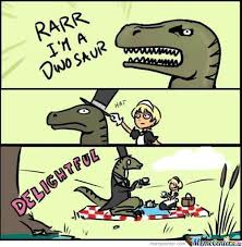 Classy Meme - classy raptor by sirtsukiko meme center