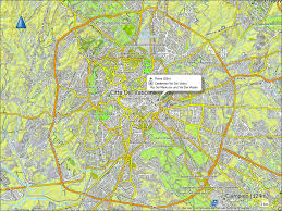 Map Rome Tramsoft Gmbh Garmin Trekmap Italia V4 Pro English