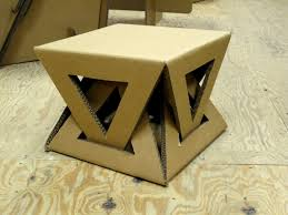 Diy Cardboard Furniture Plans Free by