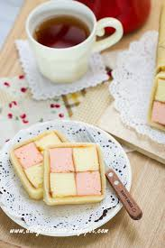 dailydelicious battenberg cake cute little cake