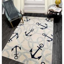 Area Rugs Tropical Sophisticated Tropical Area Rugs Coastal 8x10 Seashell Nautical